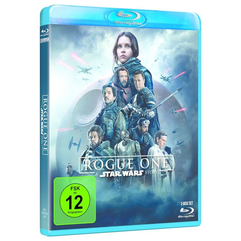 Disney BLU-RAY Film »Rogue One - A Star Wars Story«