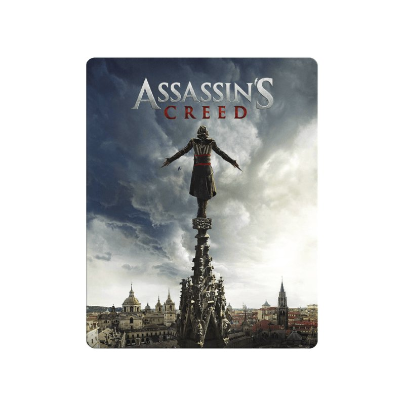 Assassins Creed (Steel-Edition) [Blu-ray]