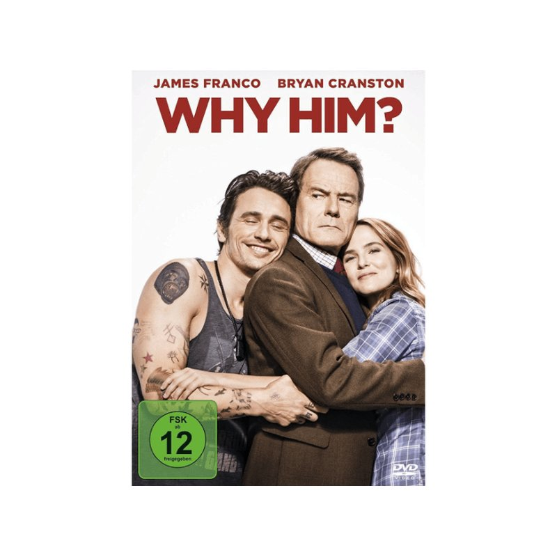 Why Him? [DVD]