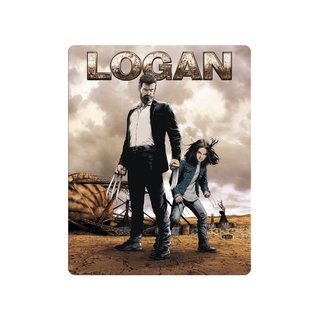 Logan - The Wolverine (Steelbook Edition) [Blu-ray]