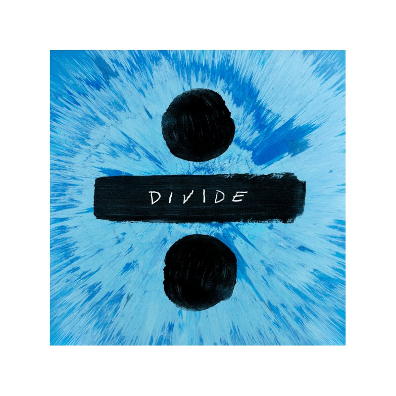 Ed Sheeran - ÷ - Divide (Deluxe Edition) [Vinyl]