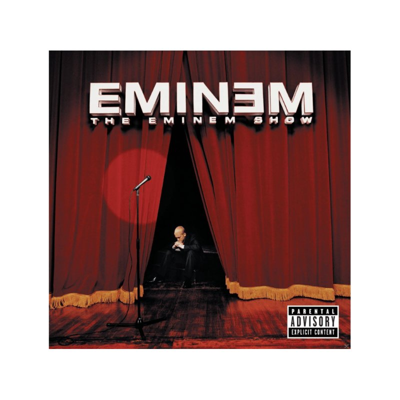 Eminem - The Eminem Show (Explicit Version - Ltd. Edt.) [Vinyl]